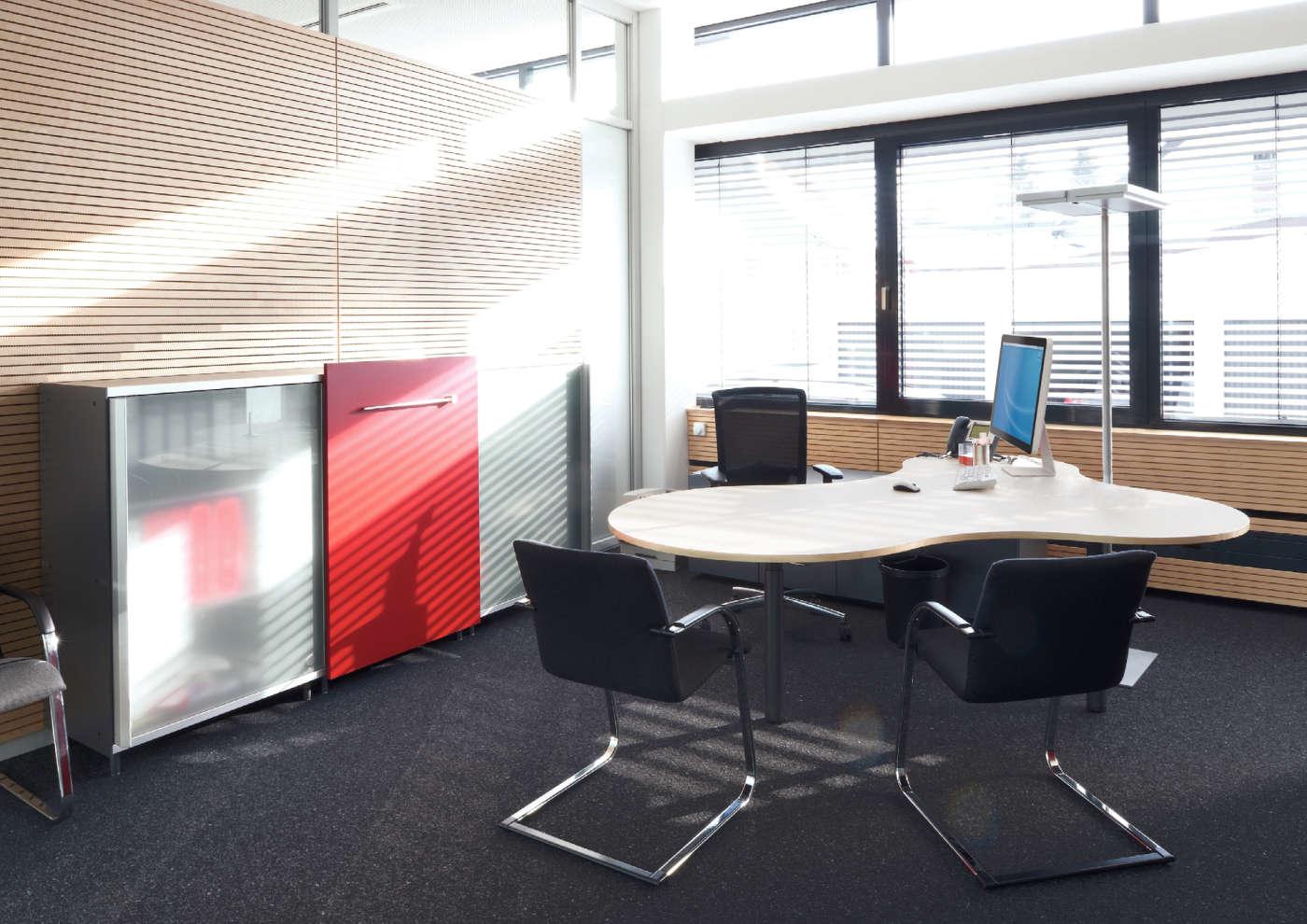 VS   Büromöbel für den Lebensraum Büro