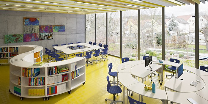 Modern Kindergarten Classroom Furniture : Vs shift for modern learning environments